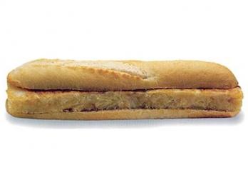 Bocadillo Tortilla y Queso