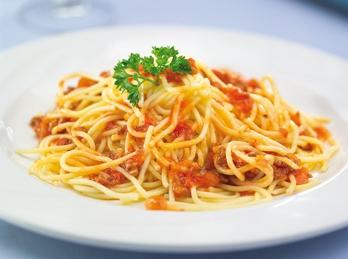 Espaguetis Boloñesa