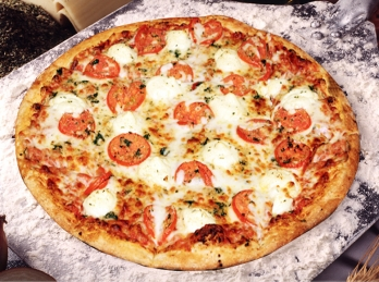 Pizza Casera Pomodoro
