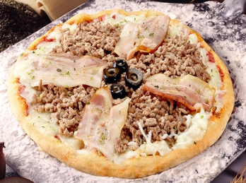 Pizza Casera Rodeo