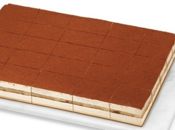 Plancha Precortada Tiramisú