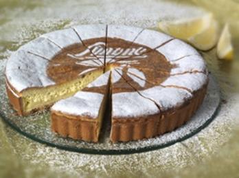 Tarta Crema de Limón
