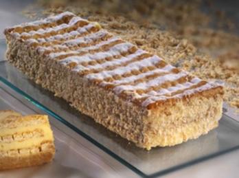 Strudel Cake