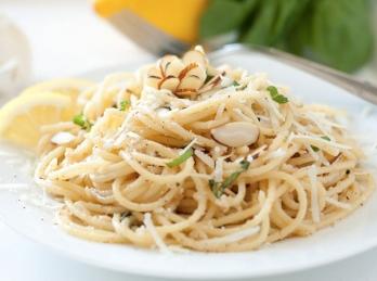 Spaghetti egg