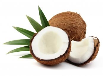 Coconut pulp