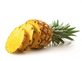 Tropical pineapple pulp