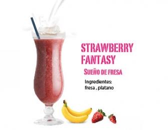 Strawberry fantasy